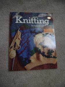 1980 Knitting Book